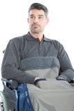 beenhoes rolstoel 7430