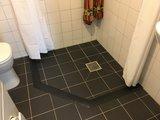 waterkering douche in verstek