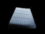 Rubberen drempelhulp 65mm x 520mm x 900mm met schuine zijvlakken (6,5 cm)