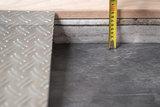 verstelbare aluminium drempelhulp praktijkvoorbeeld