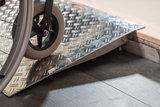 verstelbare aluminium drempelhulp