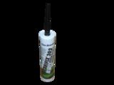 speciale lijm, kit voor bevestiging rubberen drempels en waterkering zwart