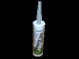 speciale lijm, kit voor bevestiging rubberen drempels en waterkering grijs