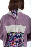 aangepast dames vest sluiting