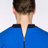 Hansop jersey korte mouw en korte pijp kleur 251 detail nek