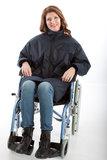 Lina Outwear winterjas lang model (rolstoeljas)_
