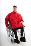 Anorak Outwear zomerjas lang model (rolstoeljas)_