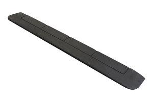 Rubberen drempelhulp 20mm x 120mm x 880mm met schuine zijvlakken (2 cm)