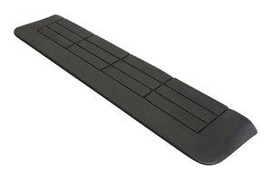 Rubberen drempelhulp 30mm x 200mm x 880mm met schuine zijvlakken (3 cm)