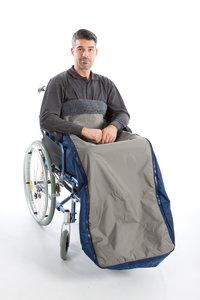 beenhoes rolstoel 7430 voorkant