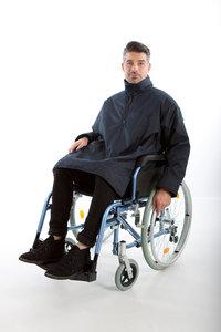 Anorak Outwear Winterjas lang model (rolstoeljas)