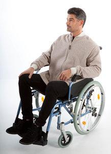 heren vest rolstoelgebruiker 7257
