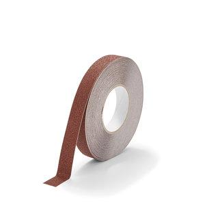 Antislip Tape Standaard (bruin) 25mm x 18,3 m (rol)