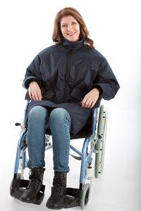 Lina Outwear winterjas lang model (rolstoeljas)