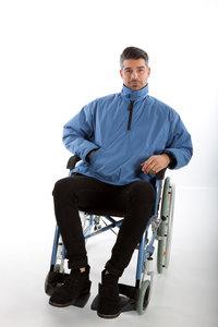 Anorak Outwear zomerjas kort model (rolstoeljas)