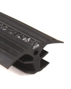 Rubberen vlonderplank anti-slip profiel type 3 (sparing 12-18mm)