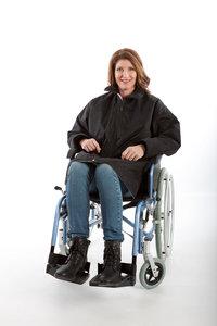 Lina Outwear zomerjas lang model (rolstoeljas)